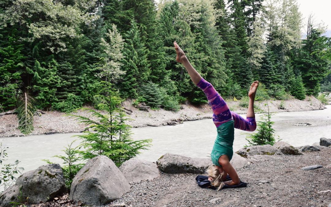 Whistler yoga advanced practice