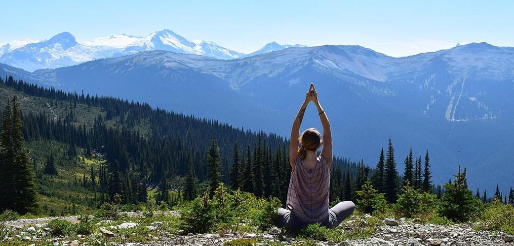 Wanderlust Whistler Yoga
